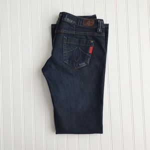Anthropologie Level 99 Low Rise Boot Jeans Size 29